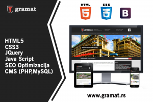 Website creation Gramat