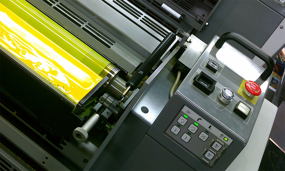 What is offset printing if you go to the printing shop with a request to print your business cards flyers or brochures it is very likely that they will offer you the material to reheart Gallery