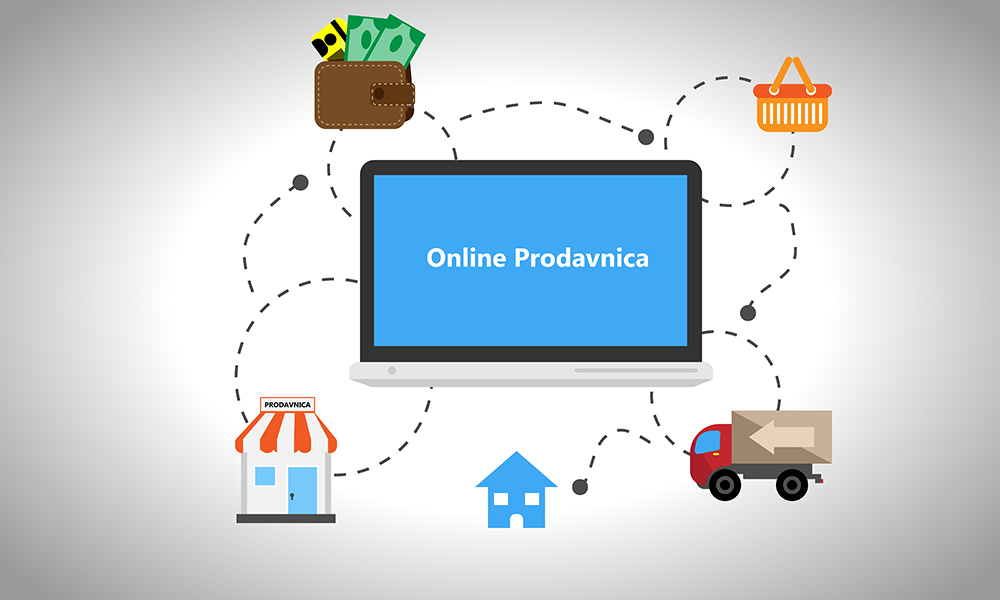What is online store