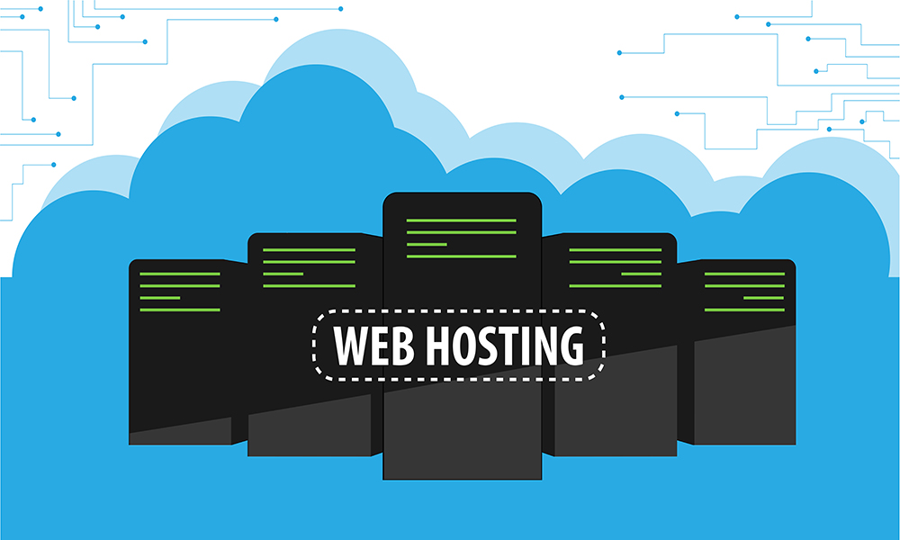 website host definition