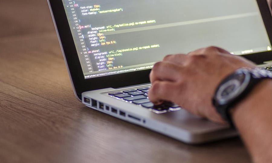 Utveckling av programvara för företag
