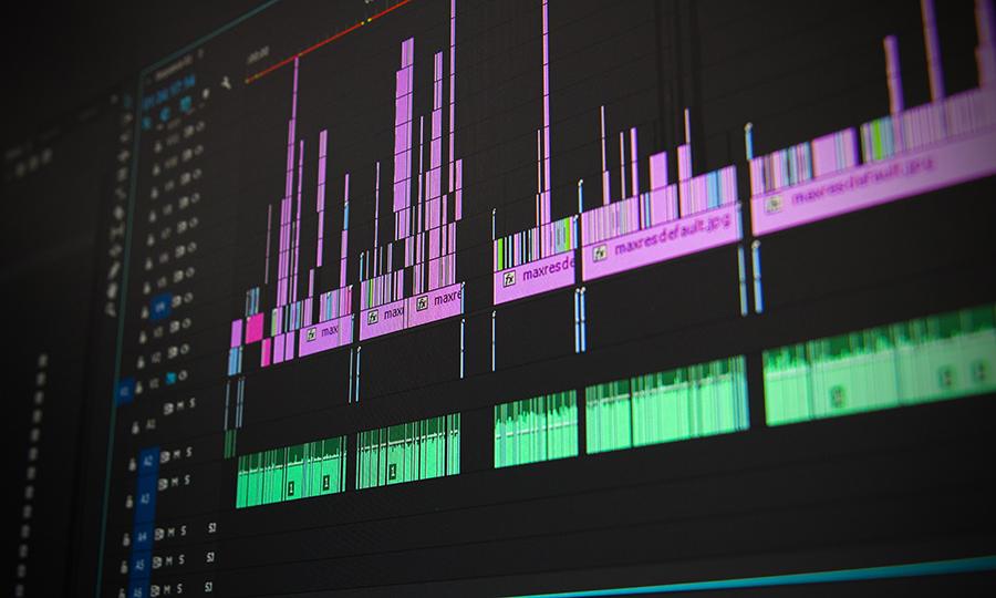 Video postproduktion